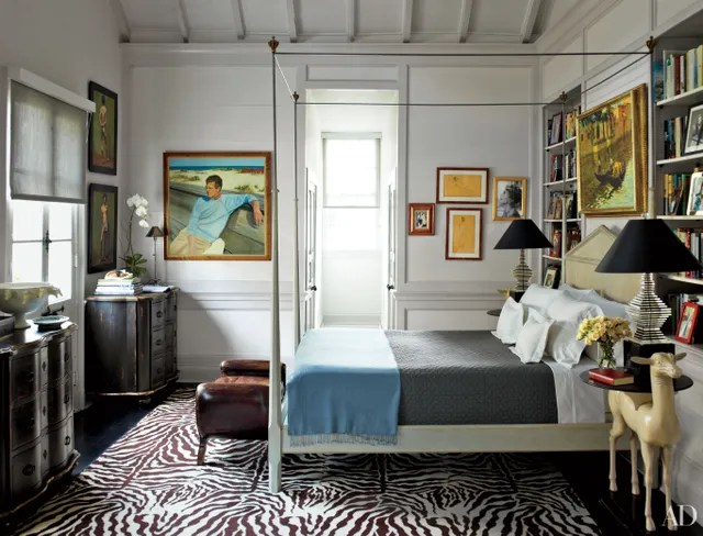 How To Decorate With A Four Poster Bed Photos