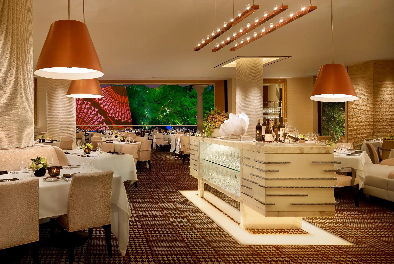 Sw Steakhouse Wynn Las Vegas Redesign Architectural Digest