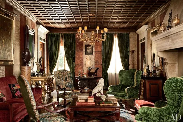 19 Romantic Rooms in Italian Homes Photos   Architectural Digest 19 Romantic Rooms in Italian Homes