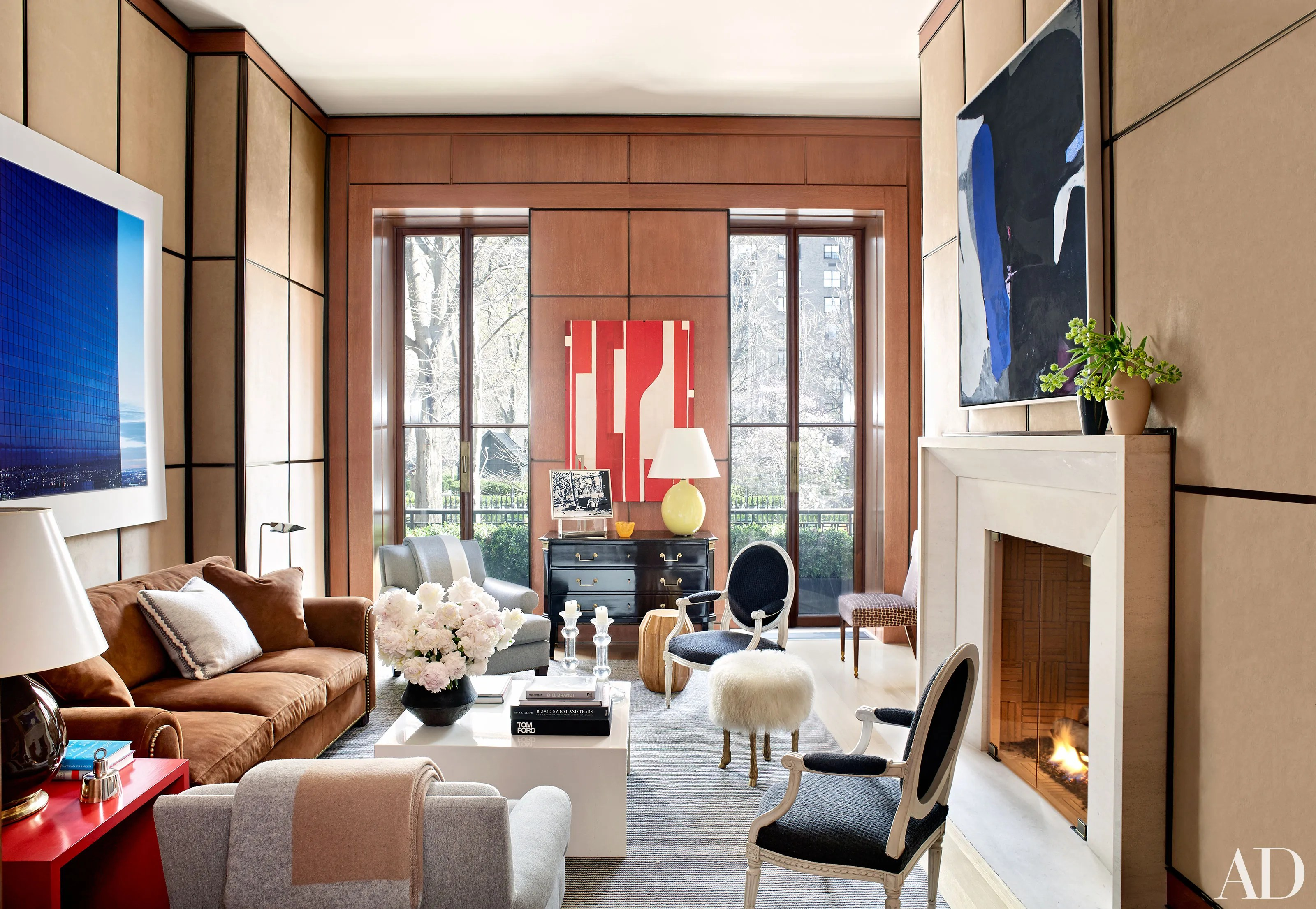 Home Decorating Ideas By Eric Cohler Architectural Digest
