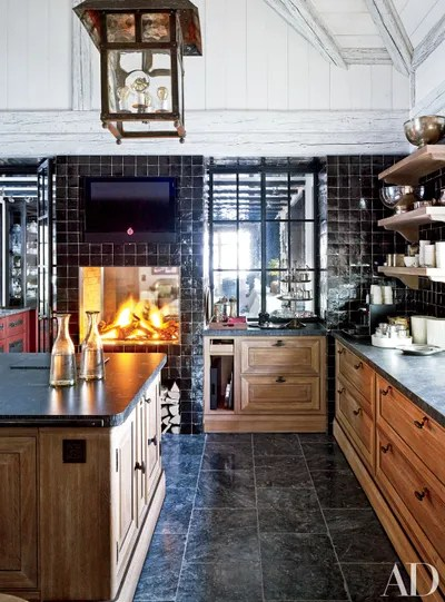 25 Black Countertops to Inspire Your Kitchen Renovation ... on Modern:egvna1Wjfco= Kitchen Counter Decor  id=75454