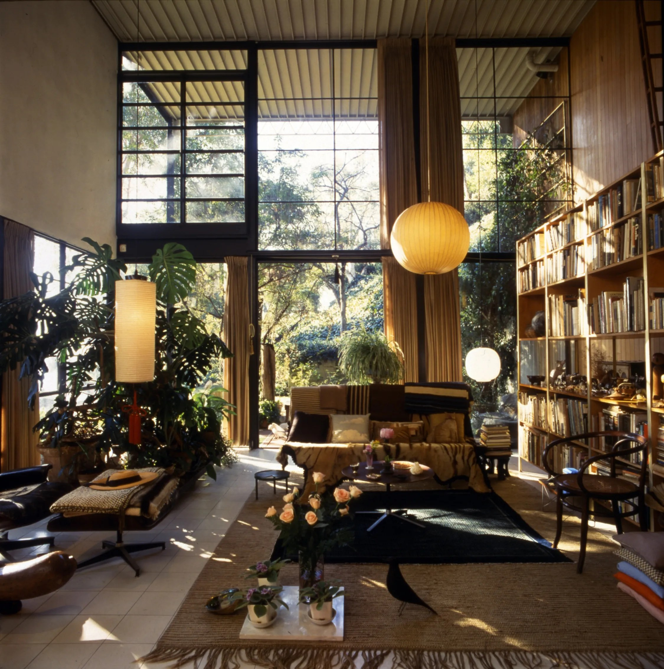Eames Chair Creators Ray And Charles Eames Featured In New Book Architectural Digest