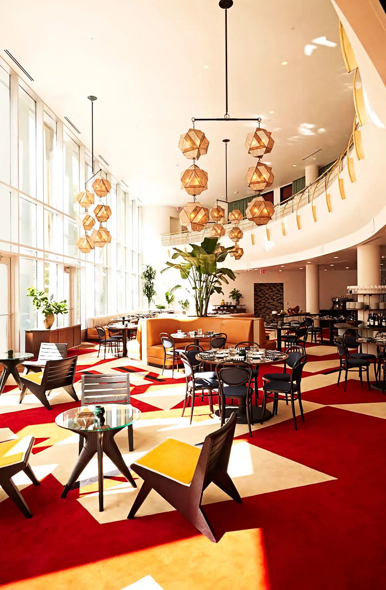 Renovated Midcentury Modern Hotels Photos Architectural