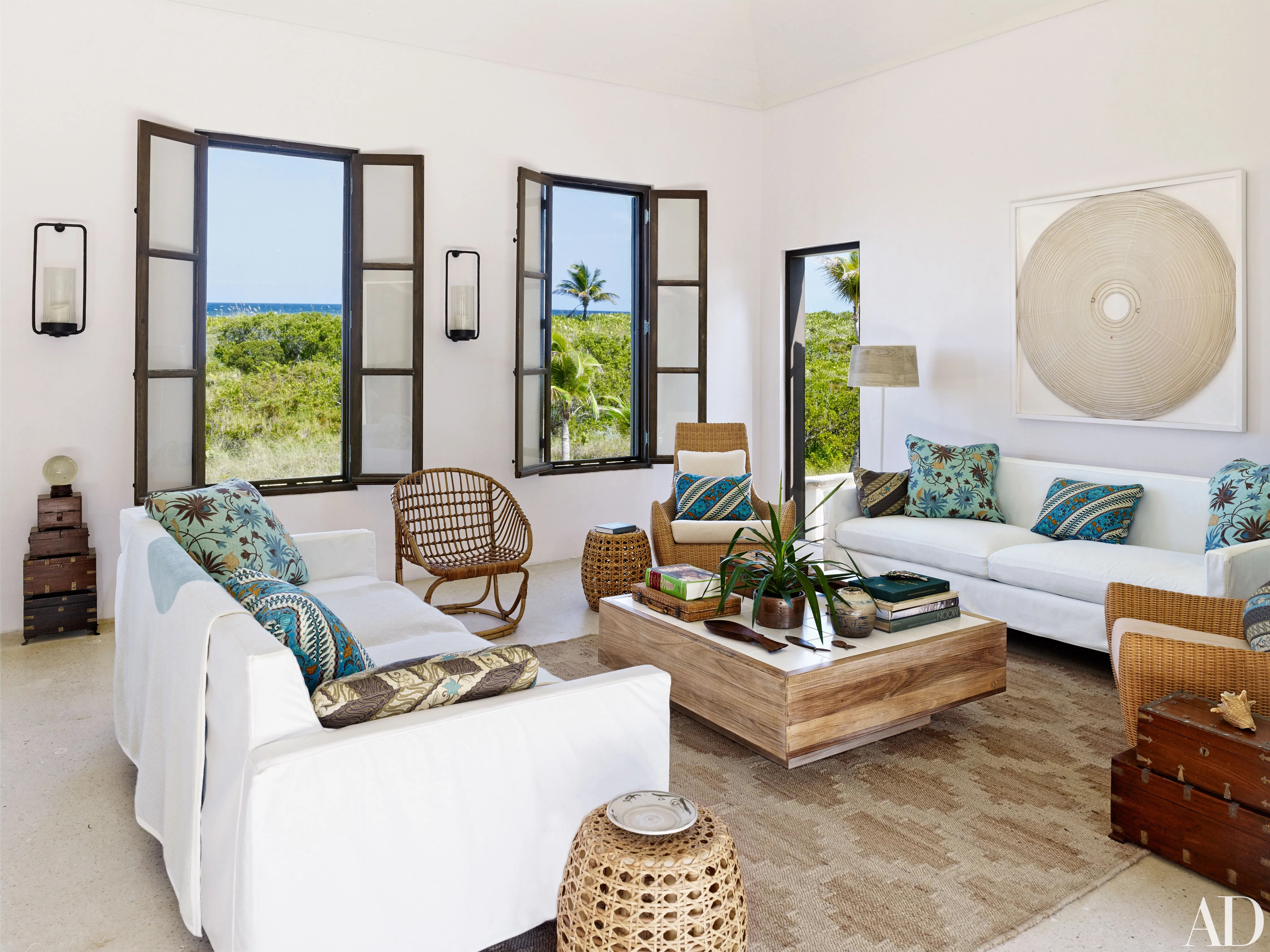 How To Bring Beach House Style Home This Summer
