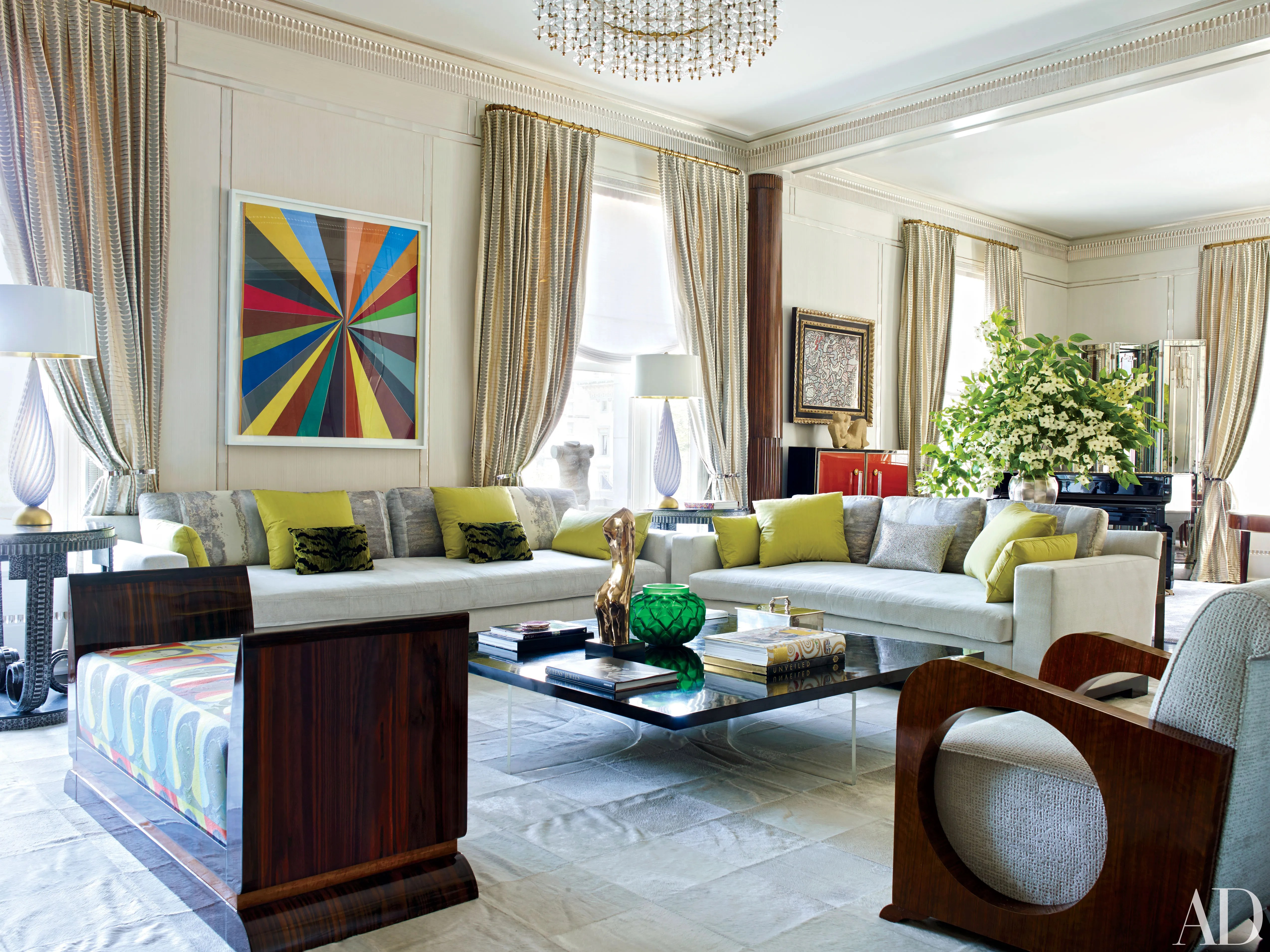 How To Add Art Deco Style To Any Room Photos