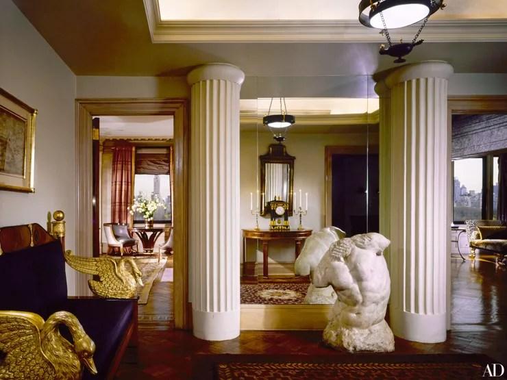 Step Inside Michael Douglass Art Filled Manhattan
