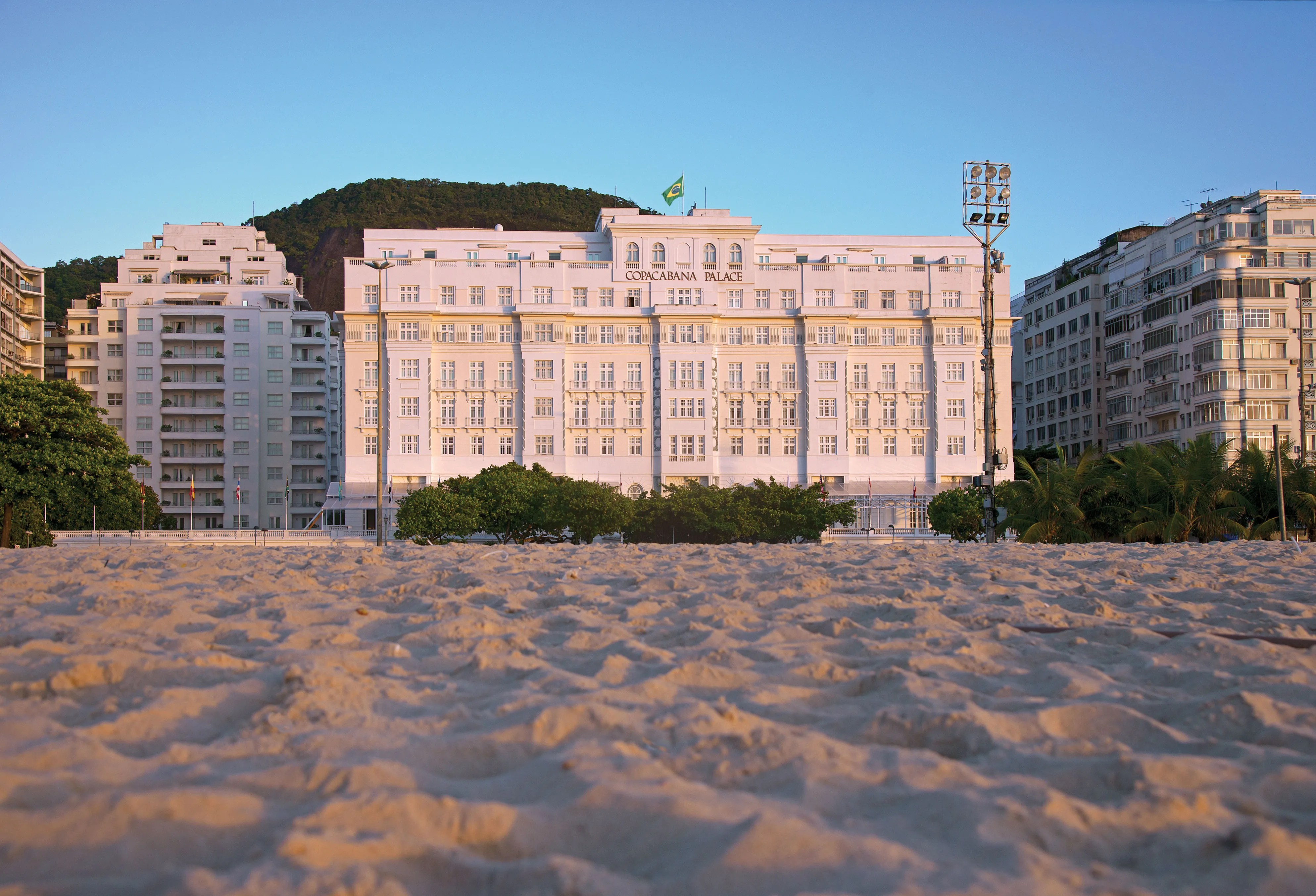 The Most Requested Room At Rios Belmond Copacabana Palace