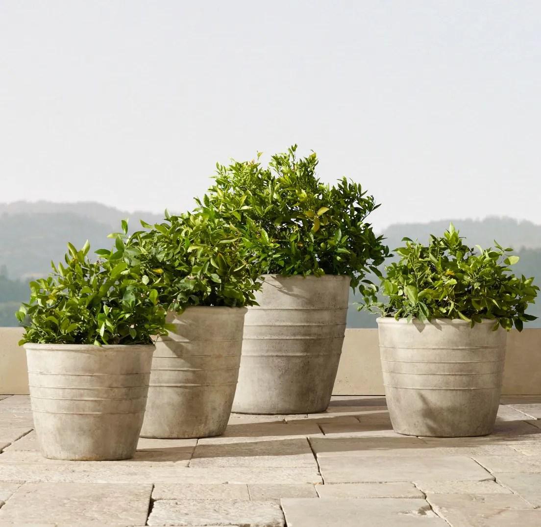 Large Ceramic Plant Pots Sale