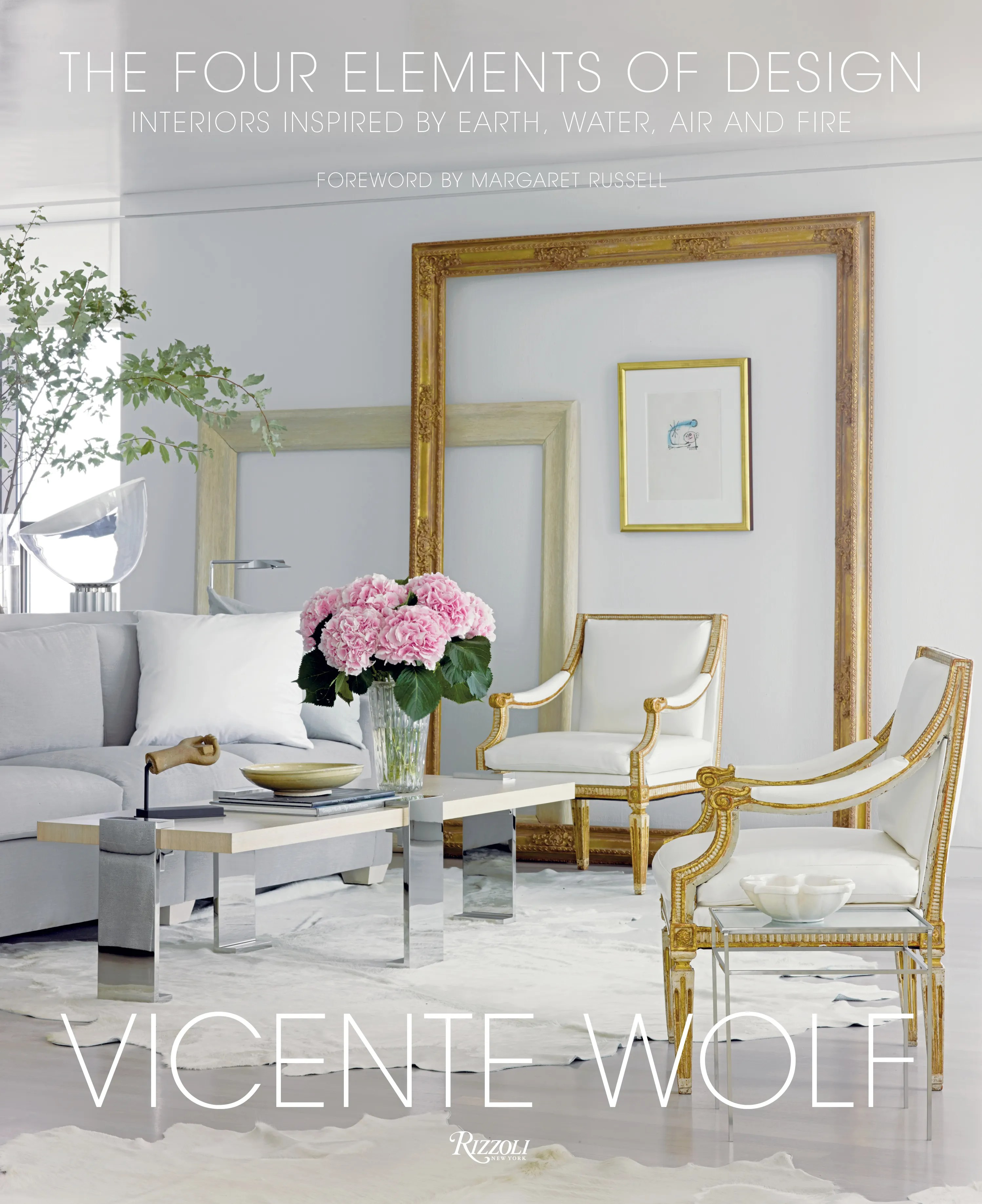 Vicente Wolf Shows Us How To Decorate With Natural