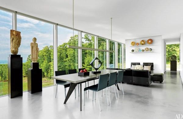 Contemporary Interior Design: 13 Striking and Sleek Rooms ...