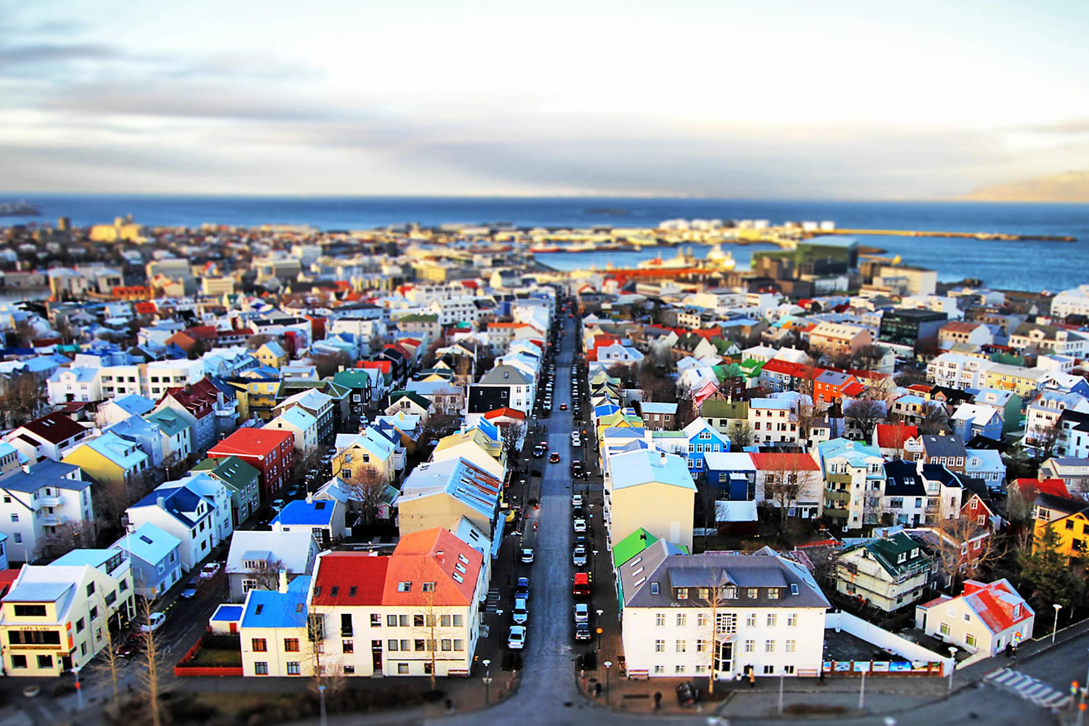 Resultado de imagen de reykjavik