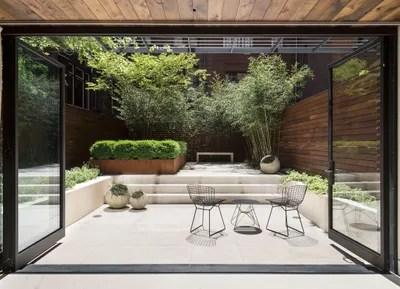 How to Design a Minimalist Garden | Architectural Digest on Minimalist Backyard Design id=85314