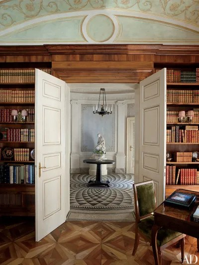 10 Rooms That Do Mediterranean Style Right Architectural Digest