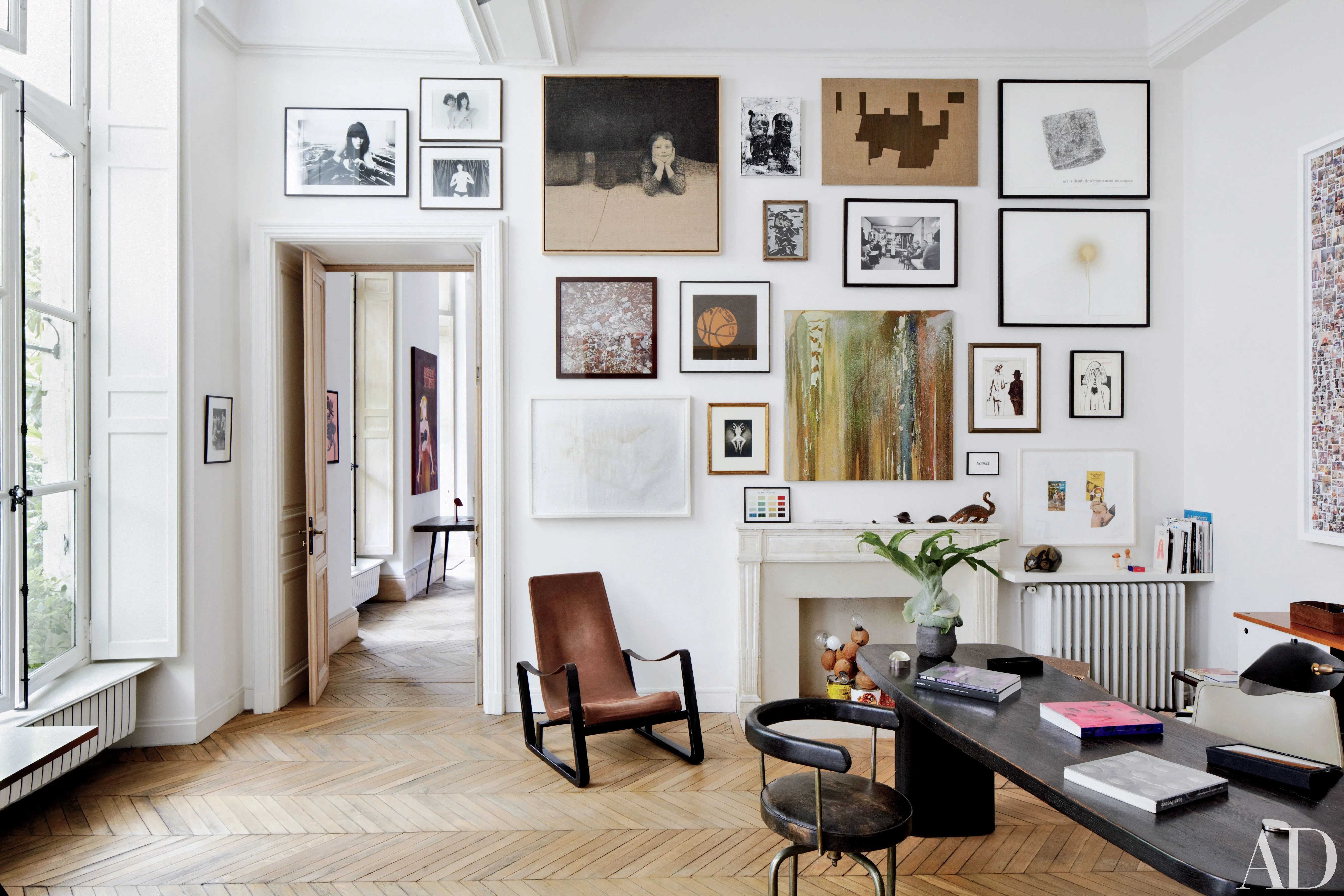 The Best Gallery Walls From Joanna Gaines, Joy Cho And