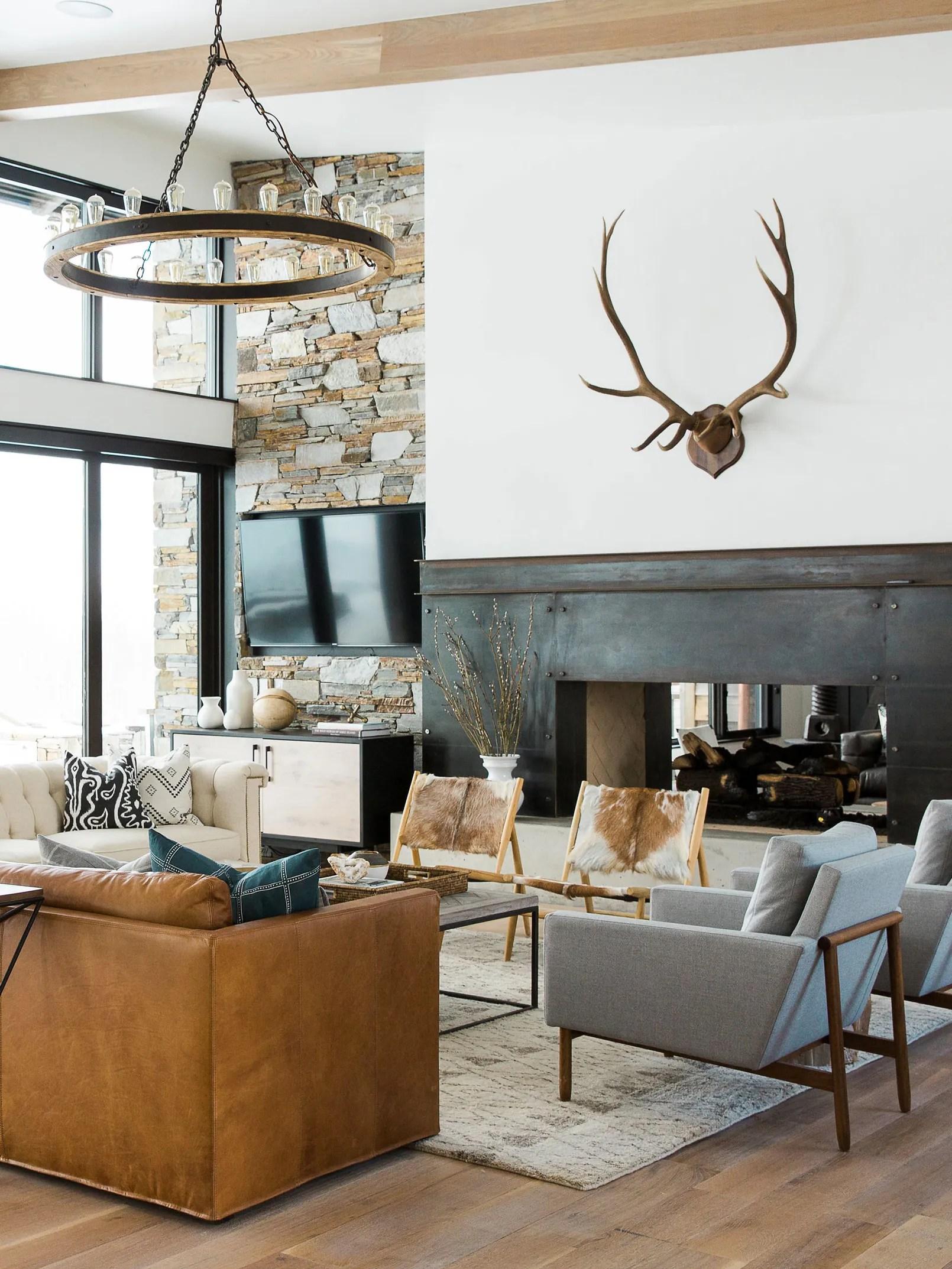 studio mcgee gives a utah mountain home