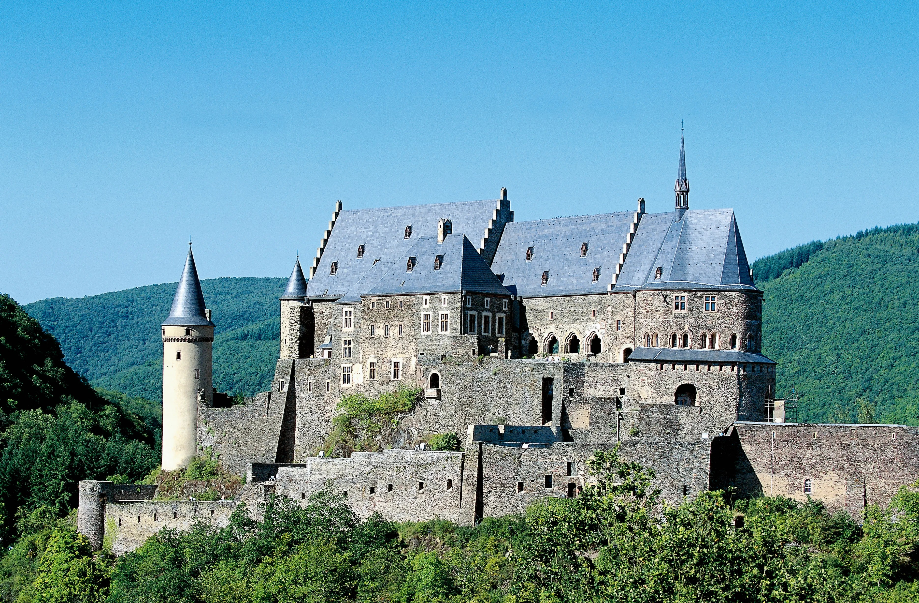 5 Historic Castles In Luxembourg
