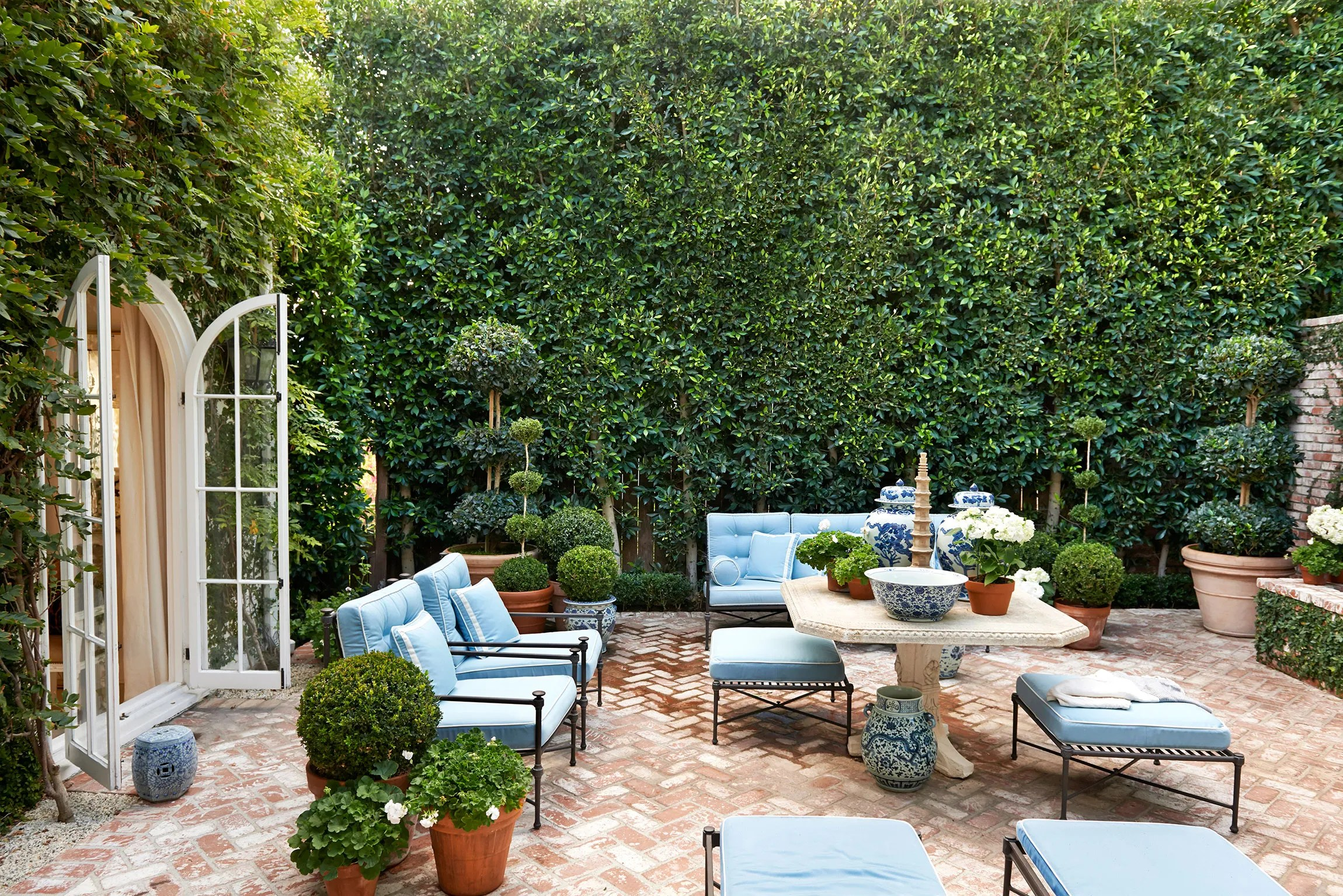 How To Winterize Your Outdoor Space Architectural Digest