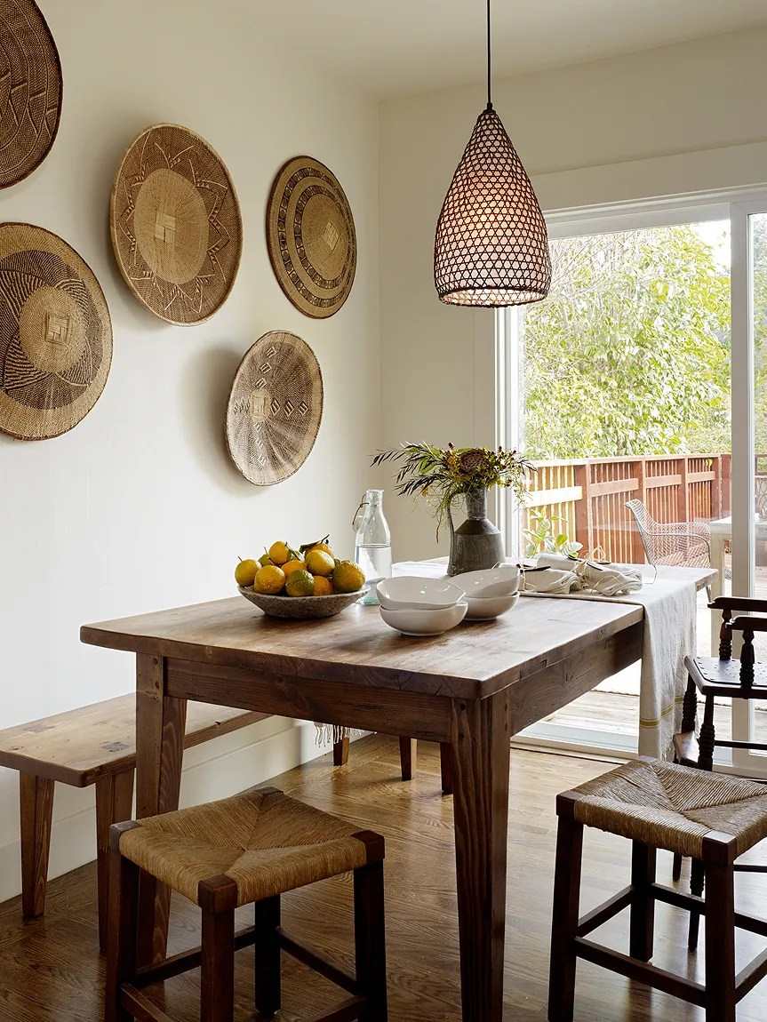 10 Kitchen Wall Decor Ideas: Easy and Creative Style Tips ... on Creative Wall Decor  id=15840
