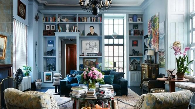 Inside Artist Jack Pierson S Dreamy Greenwich Village Apartment