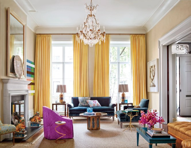 Décor Inspiration A Chic Townhouse In Chicago By Ruthie Sommers