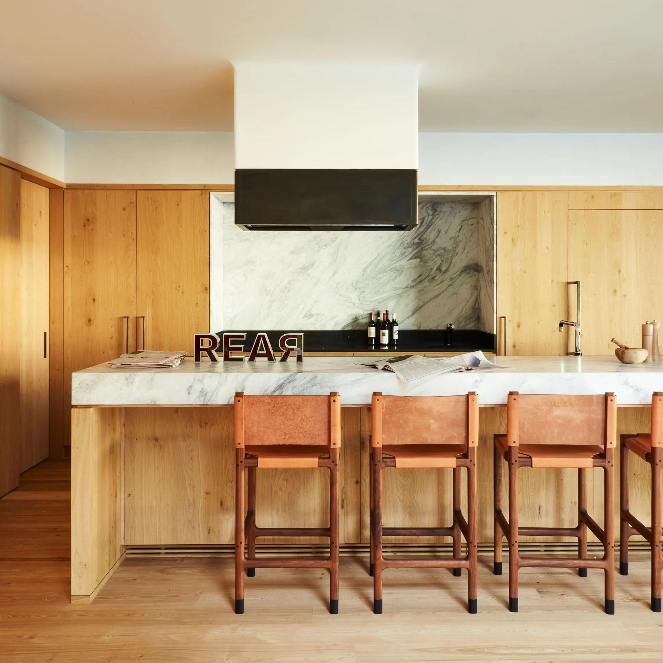 35 Sleek Inspiring Contemporary Kitchen Design Ideas