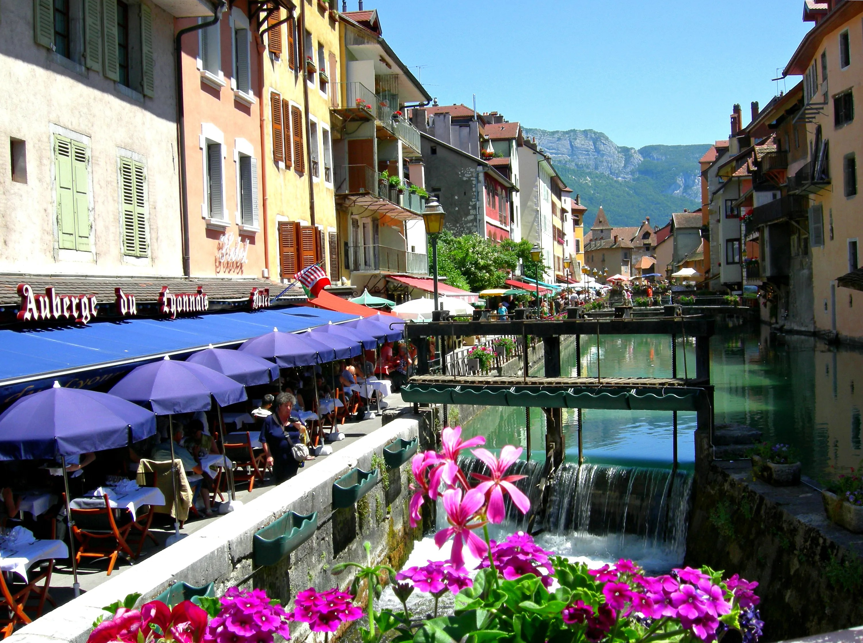 You Visit Places France Have
