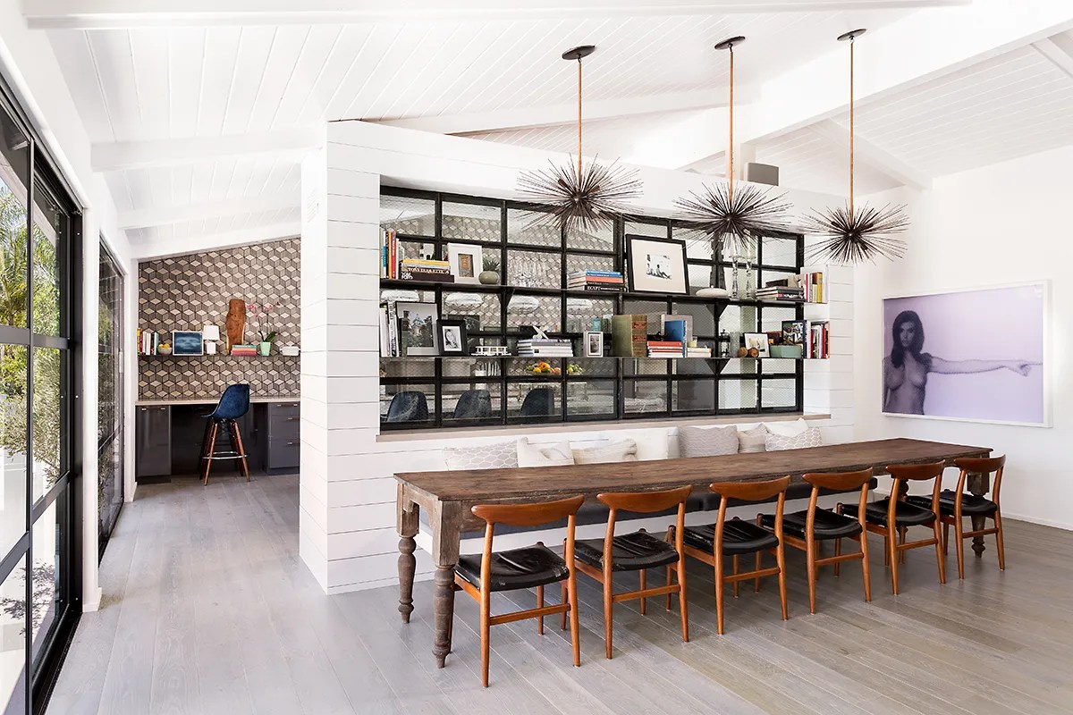A 1960s House In Hollywood Hills Gets A Modern Update