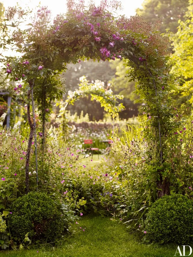 The Magical Garden Landscapes of Jinny Blom Photos ... on Magical Backyard Ideas id=55400