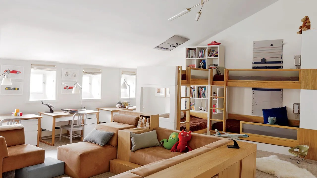 8 Loft Bed Ideas For Your Small Bedroom