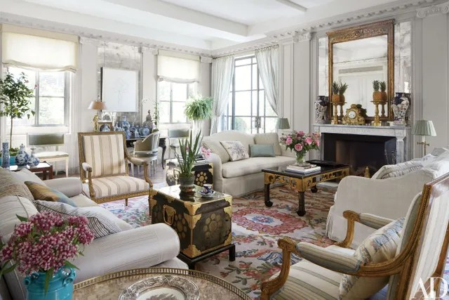 Michael S Smith Renovates His Luxe Manhattan Penthouse