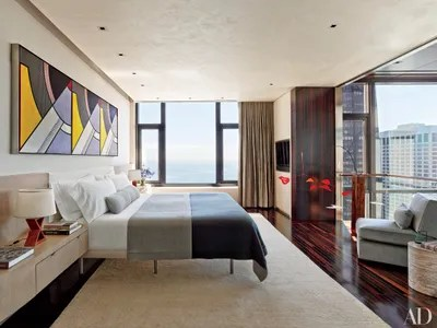 24 contemporary bedrooms with sleek and