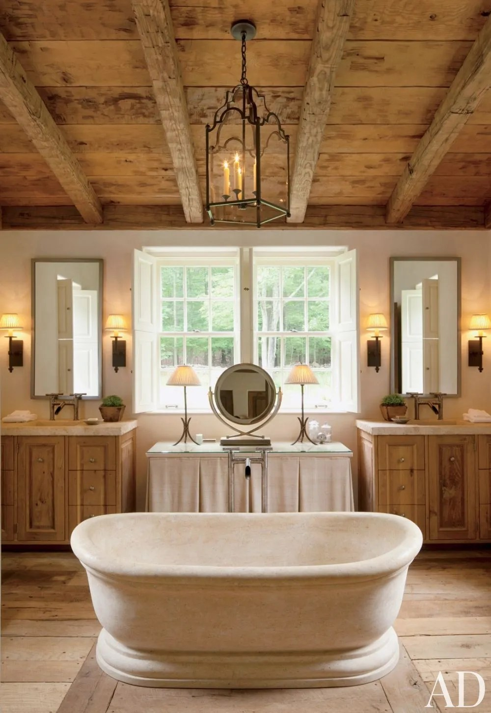42 Exquisite Tubs To Inspire Your Next Bathroom Renovation Architectural Digest