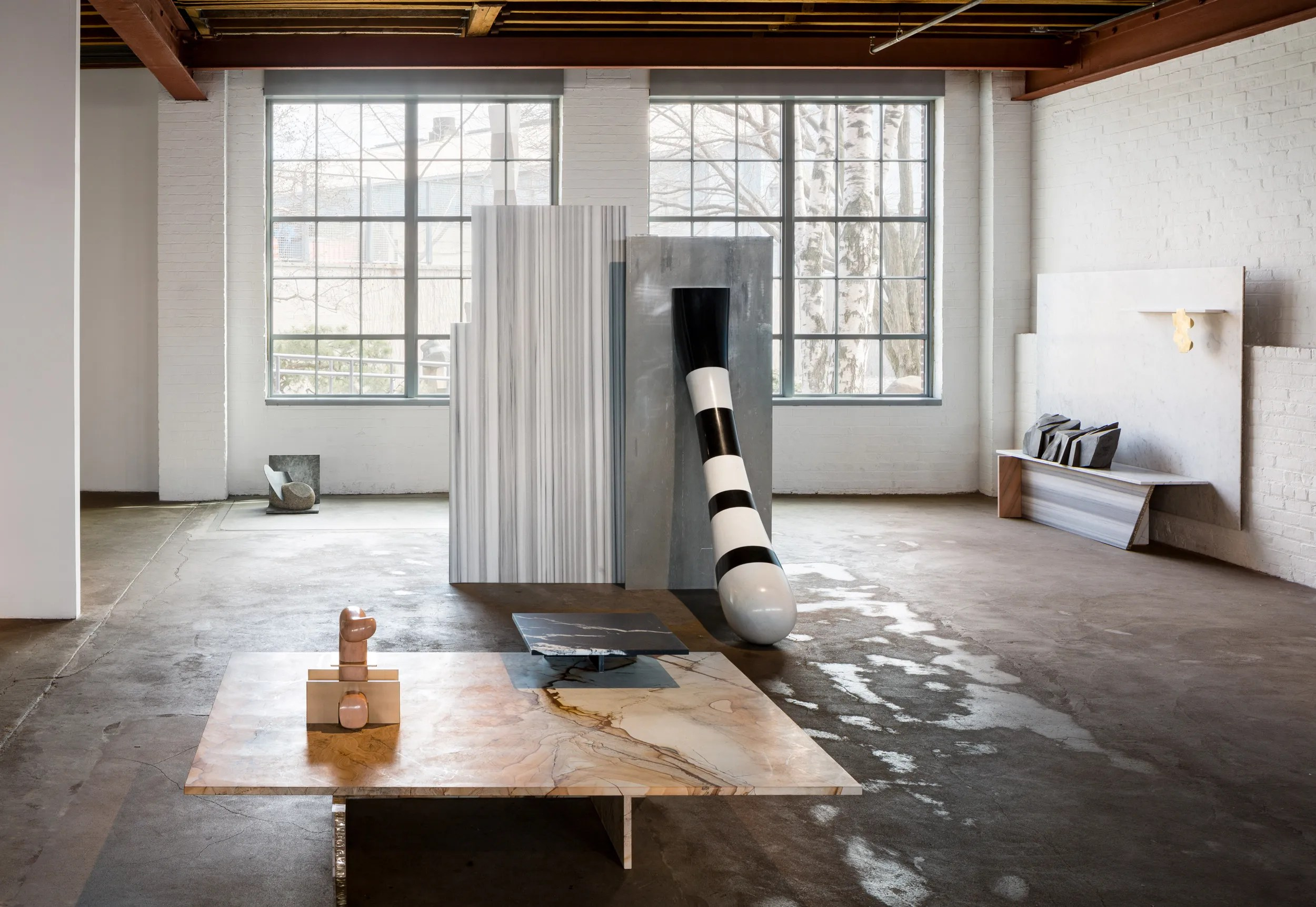 Art And Design Merge In The Noguchi Museum S Latest