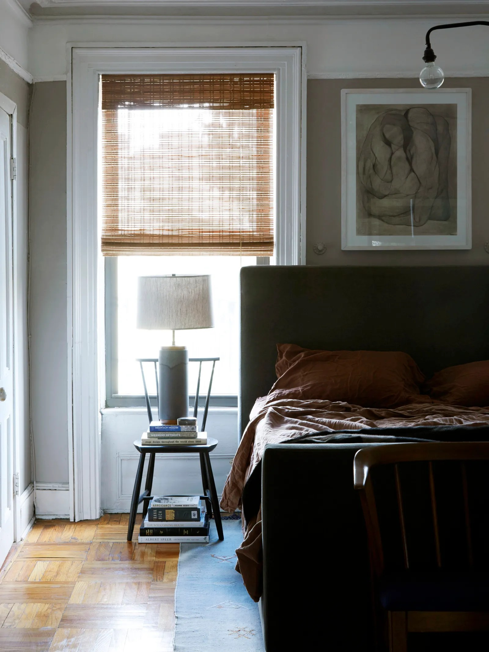 11 Alternative Bedside Table Ideas Architectural Digest