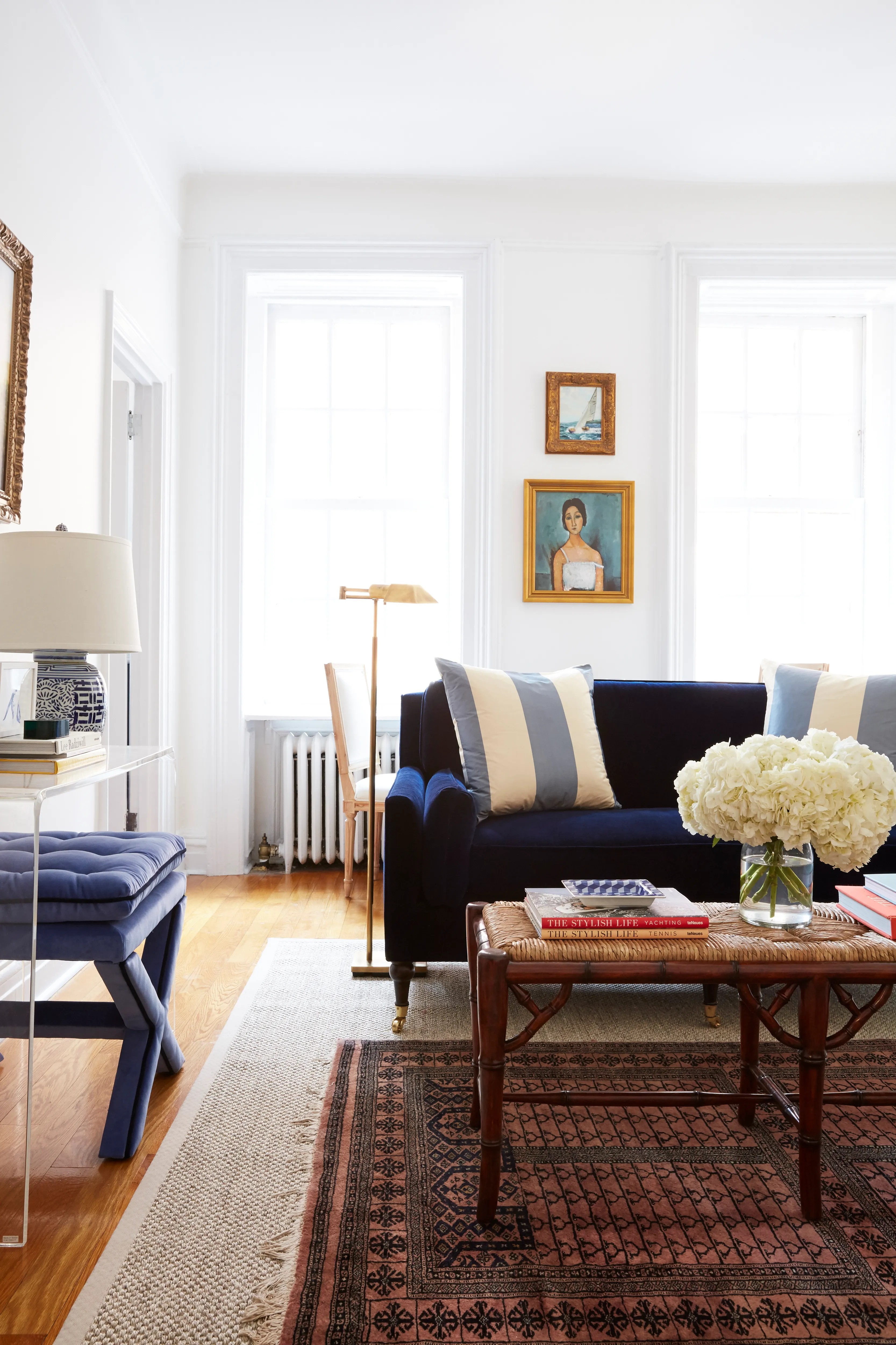 8 Small Living Room Ideas That Will Maximize Your Space ... on Small Living Room Decorating Ideas  id=12349