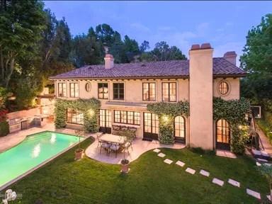 Kim Kardashian And Kris Humphries Former Beverly Hills