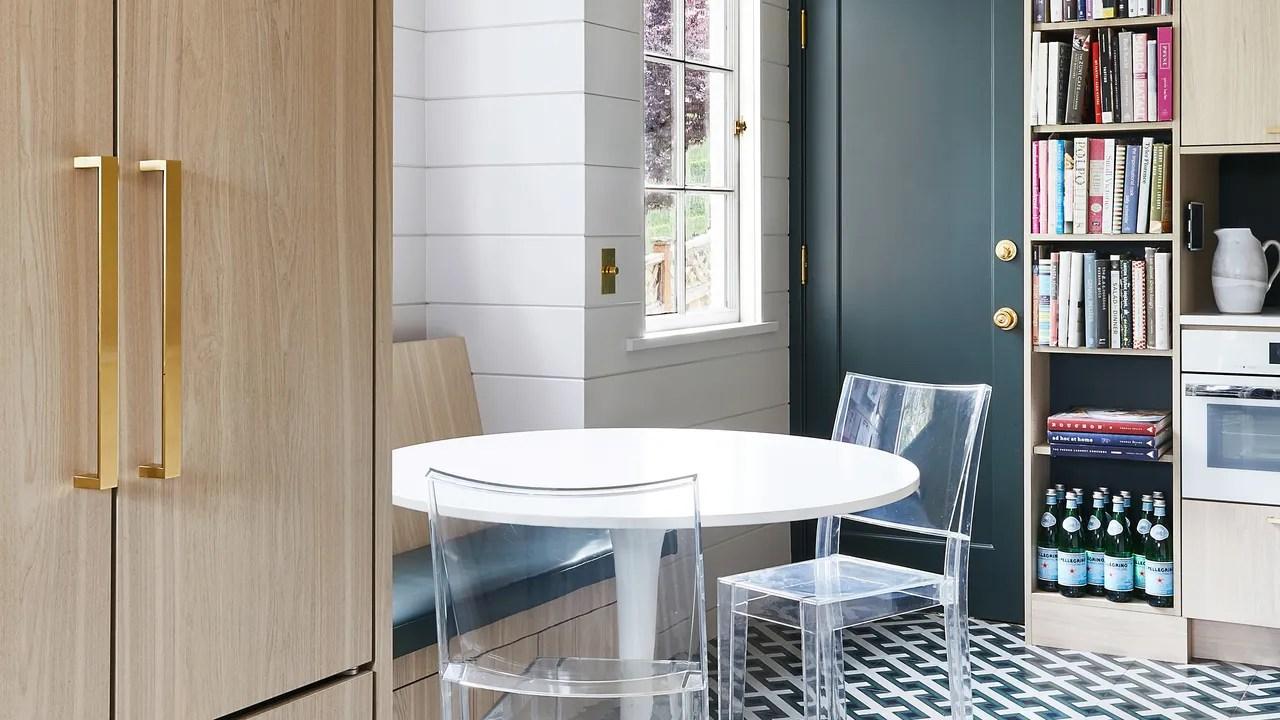 Small Kitchen Design No Window