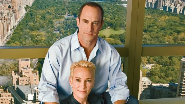 Actor Christopher Meloni's New York City Apartment ...