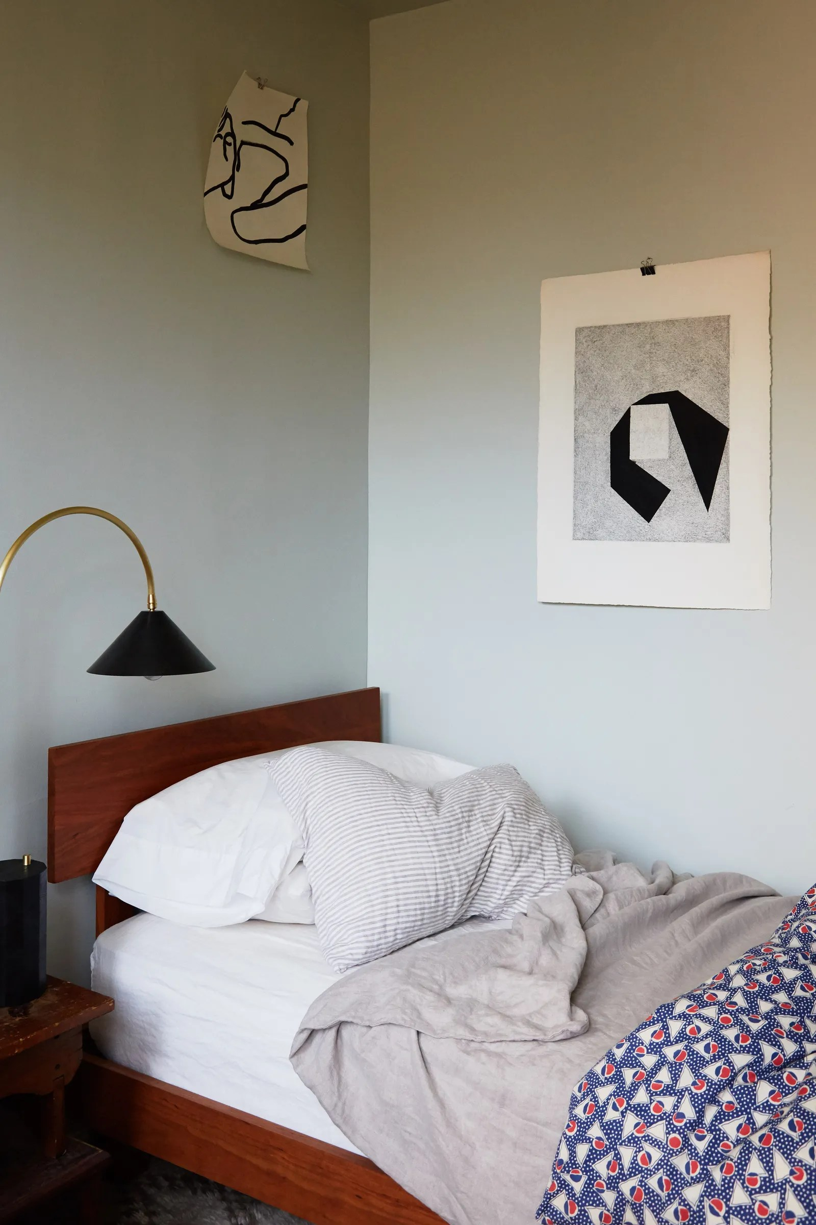 why a twin bed made so much more sense