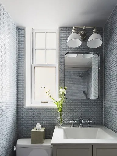 This Bathroom Tile Design Idea Changes Everything