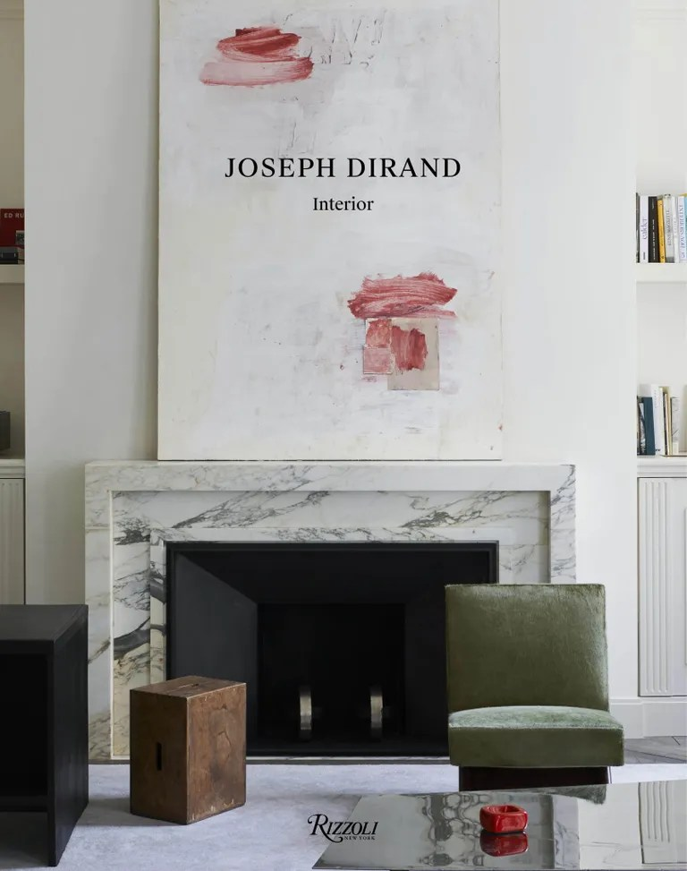 Fall s Best Coffee Table Books Aren t All About Interiors     Book cover  Joseph Dirand
