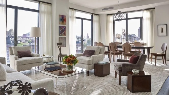 Jon Bon Jovi Purchased A 19 Million Manhattan Apartment Architectural Digest