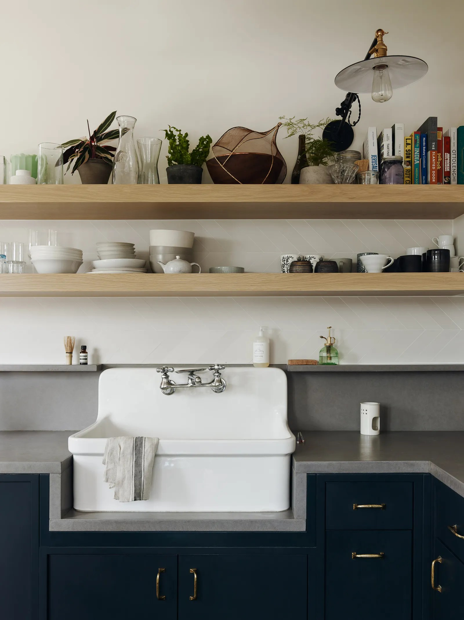 The Best Small Kitchen Design Ideas for Your Tiny Space ... on Best Small Kitchens  id=52083