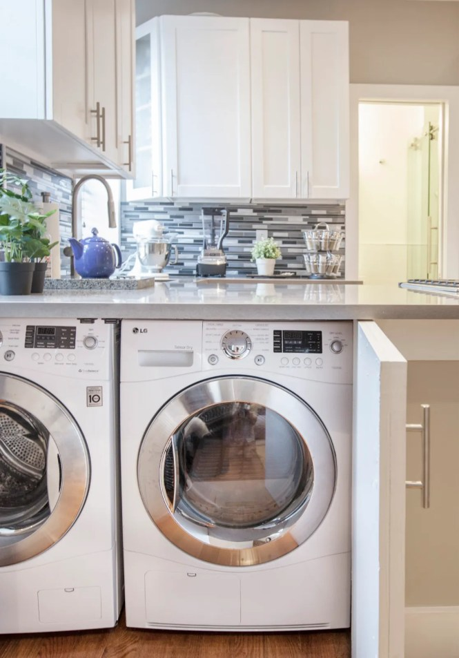 9 Small Laundry Room Ideas For The