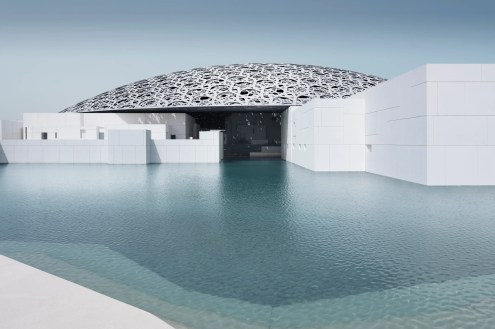 Jean Nouvel Reveals His Singular Vision Behind the Louvre Abu Dhabi |  Architectural Digest
