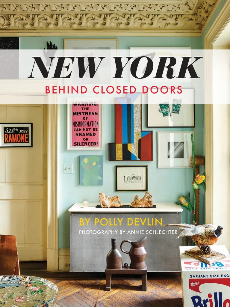 If you buy one interiors book this year, make it this one (featuring all the cool New York apartments you know are there but haven't seen). SHOP NOW: New York Behind Closed Doors by Polly Devlin, photographed by Annie Schlechter, $23, amazon.com