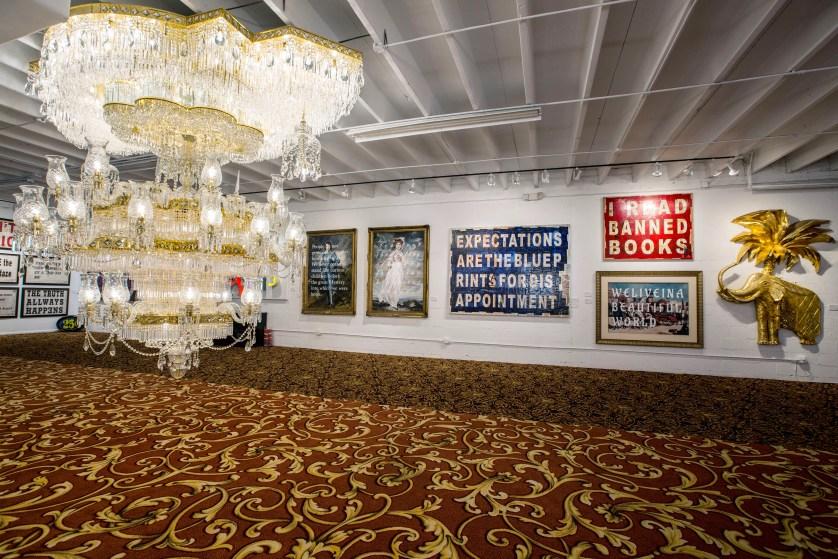 Tunney's Wynwood Studio before opening Art Basel Miami Beach
