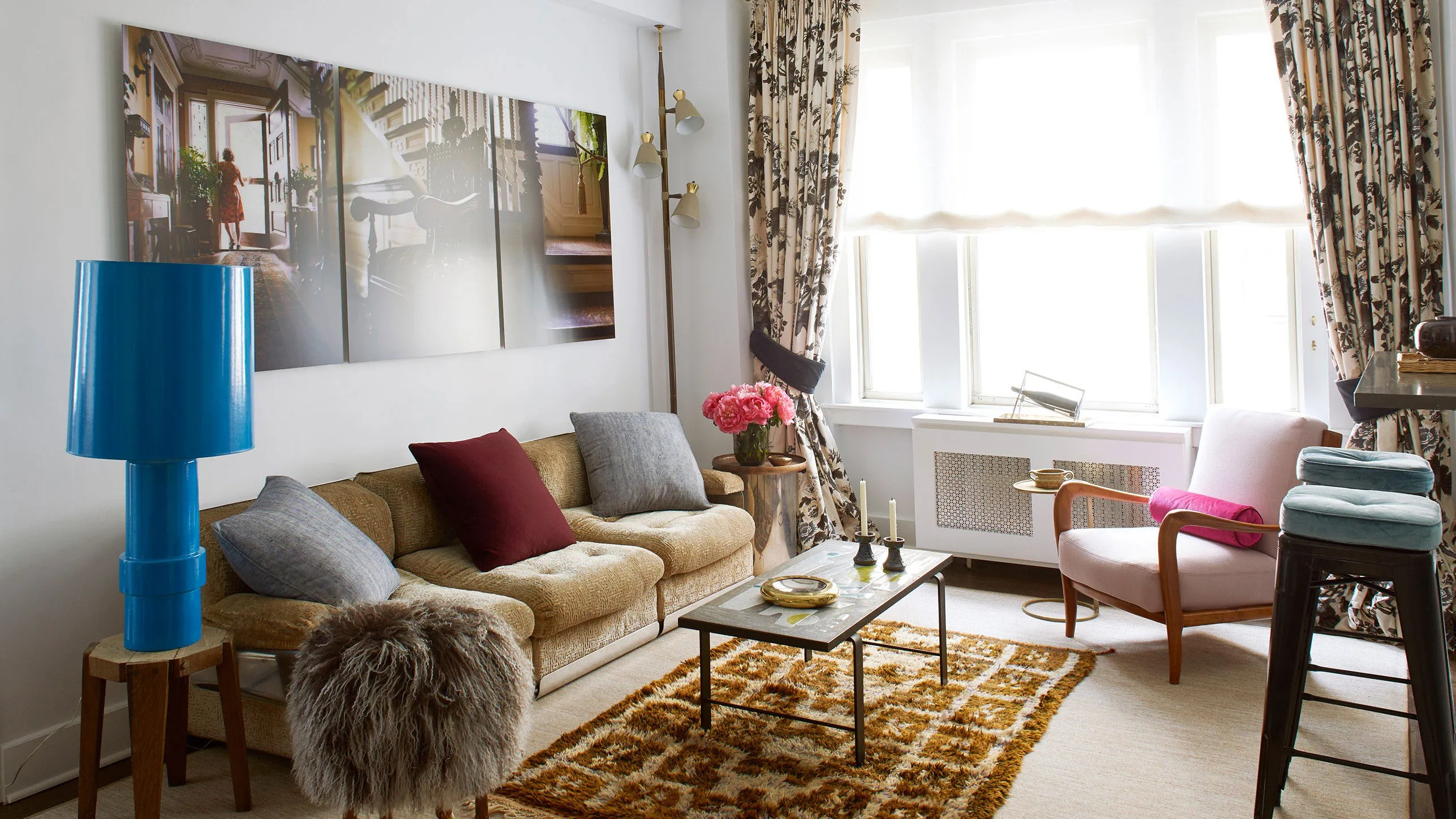 how to hang curtains an easy 4 step