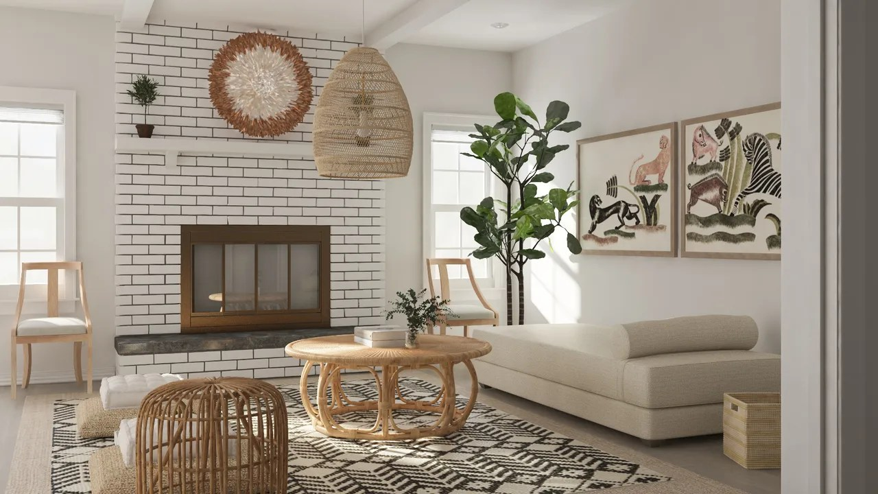 How to Design Your Living Room Without a Sofa ... on Room Decor Pictures  id=39466