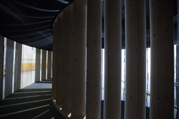 Another view of Room 2022 by Es Devlin.